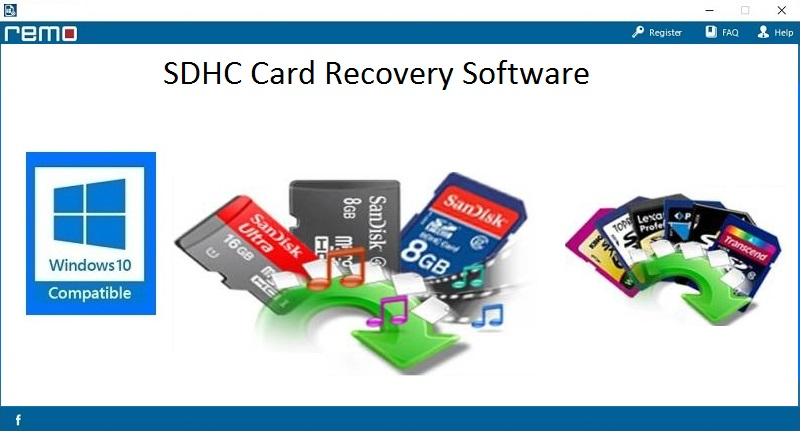 Superior SDHC Memory Card Recovery software